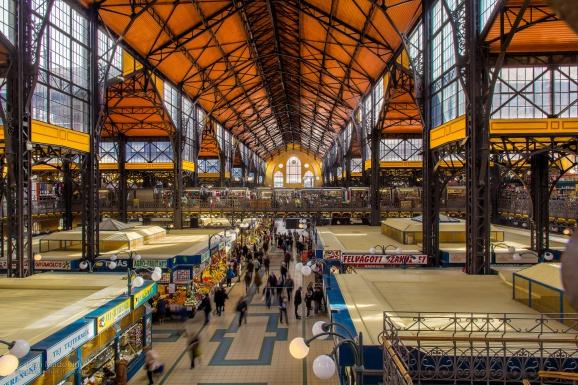 рынок Будапешт Ivan Madonini