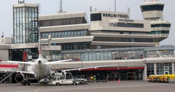 аэропорт «Тегель» Supermemo.