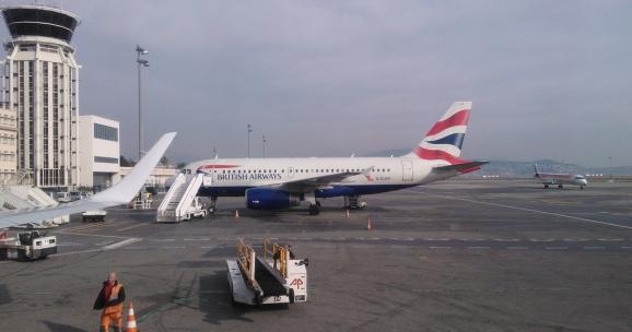 аэропорт Ниццы Chiva Congelado