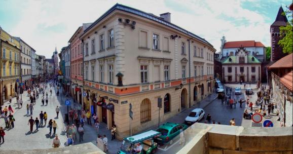 площадь Кракова