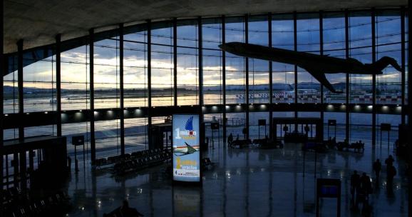 Аэропорт Валенсии