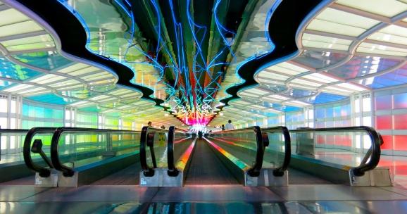 аэропорт Чикаго Alex L'