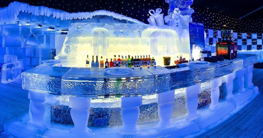 ​Snow and Ice Sculpture Festival
