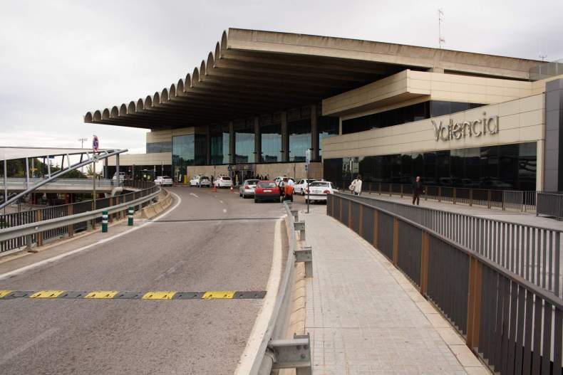Valencia Airport in Manises