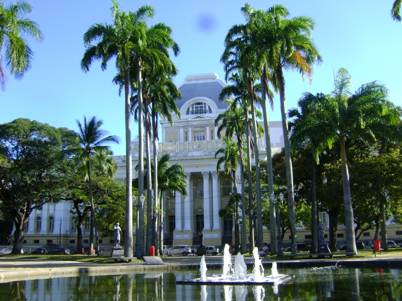 Squares of Recife