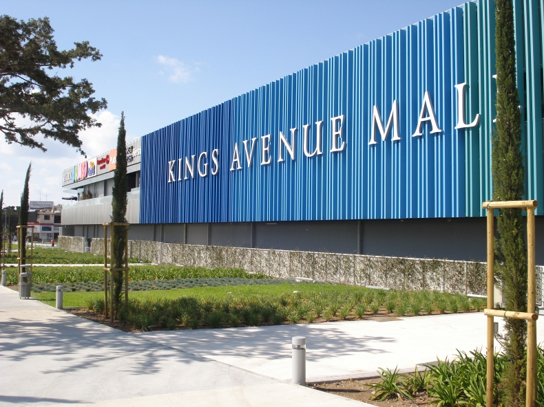 King's Avenue Mall, Paphos